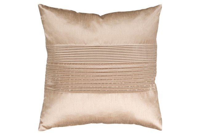 Accent Pillow-Coralline Khaki 22X22 - 360