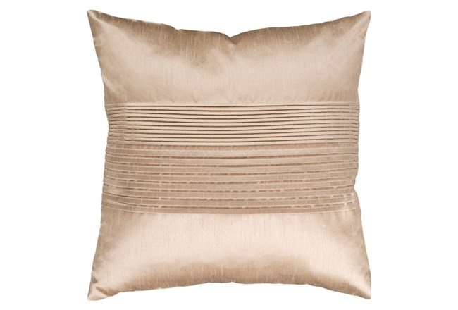 Accent Pillow-Coralline Khaki 22X22 - 360