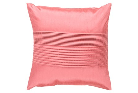 Accent Pillow-Coralline Pink 22X22
