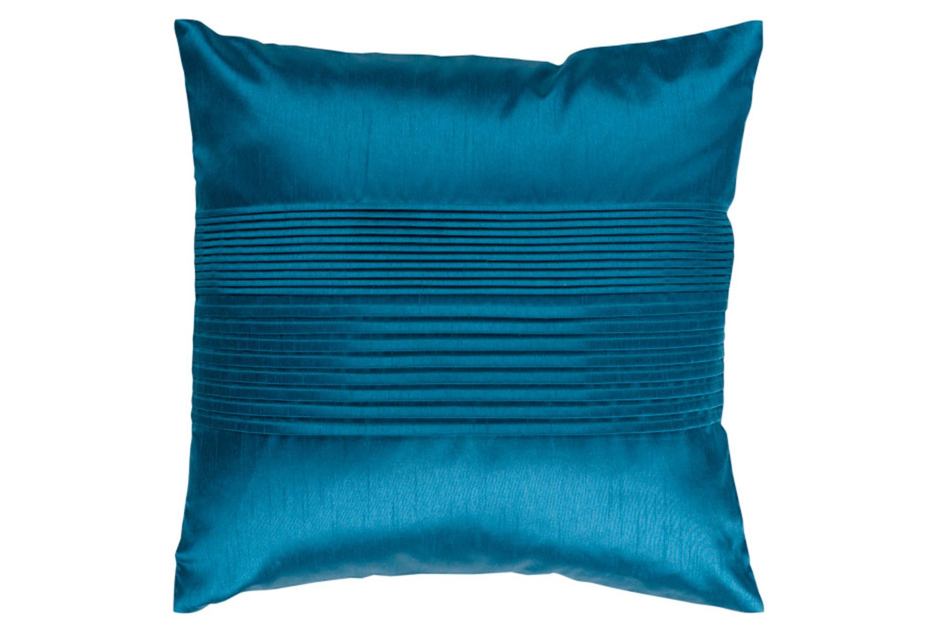 Decorative Pillows Living Spaces : Accent Pillow-Coralline Teal 22X22 Living Spaces