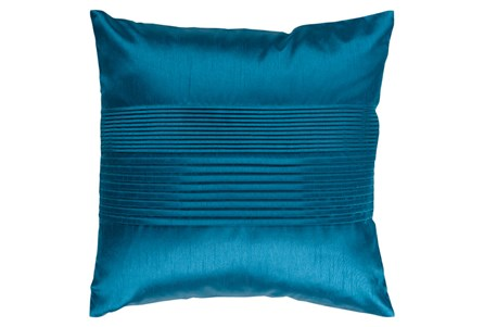 Accent Pillow-Coralline Teal 22X22 - Main