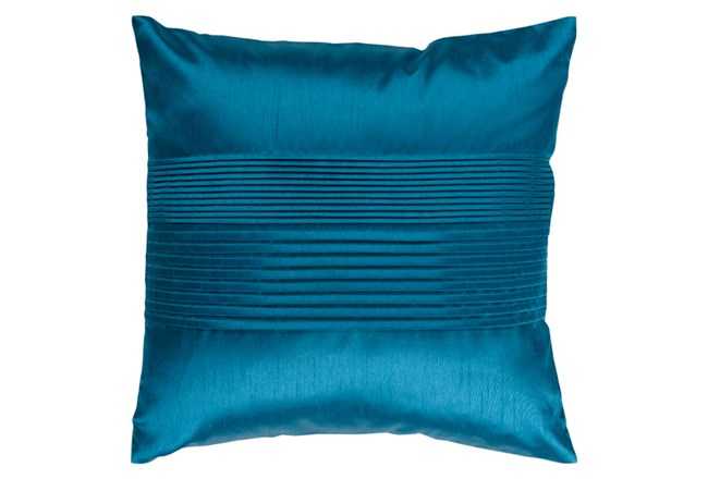 Accent Pillow-Coralline Teal 22X22 - 360