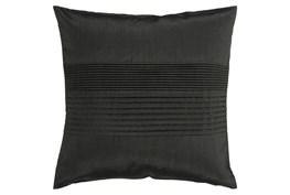 Accent Pillow-Coralline Black 18X18