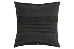 Accent Pillow-Coralline Black 22X22