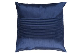 Accent Pillow-Coralline Cobalt 22X22