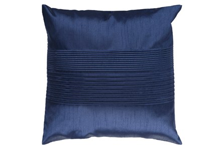 Accent Pillow-Coralline Cobalt 22X22 - Main