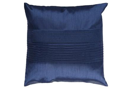 Accent Pillow-Coralline Cobalt 22X22 - Main