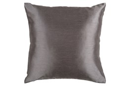 Accent Pillow-Cade Charcoal 22X22