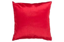 Accent Pillow-Cade Cherry 18X18