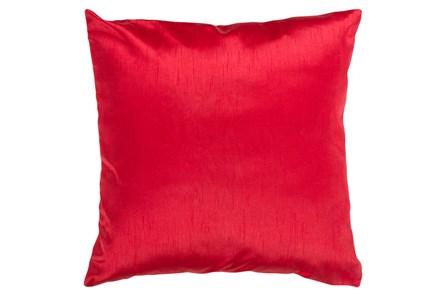 Accent Pillow-Cade Cherry 22X22 - Main
