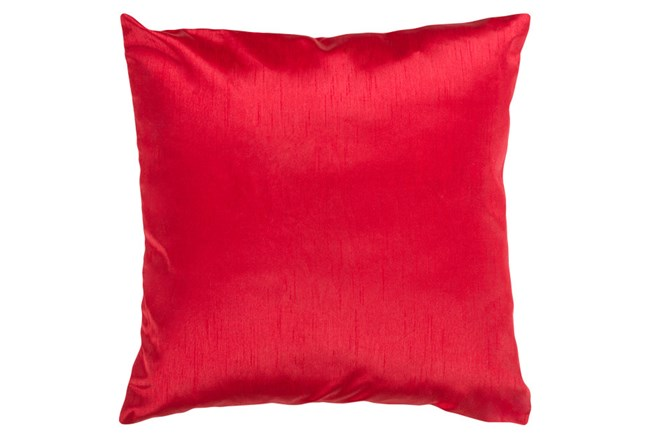 Accent Pillow-Cade Cherry 22X22 - 360