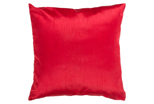 Accent Pillow-Cade Cherry 22X22 - 360