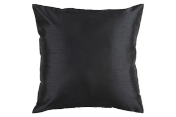Accent Pillow-Cade Black 22X22