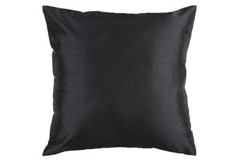 Accent Pillow-Cade Black 22X22