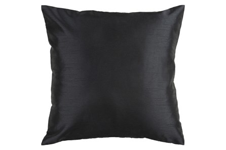 Accent Pillow-Cade Black 22X22 - Main