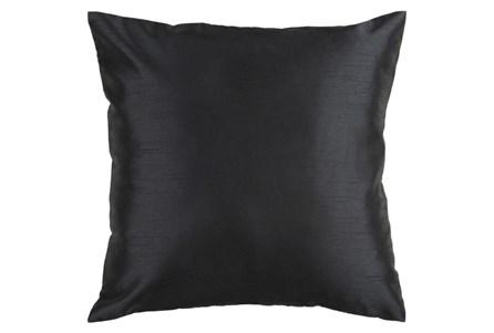 Accent Pillow-Cade Black 22X22 - Main
