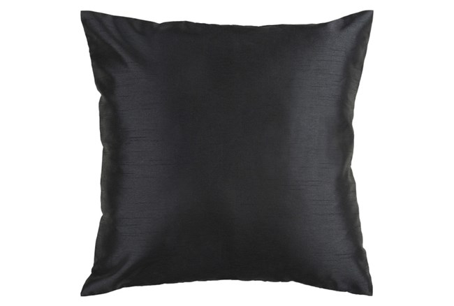 Accent Pillow-Cade Black 22X22 - 360
