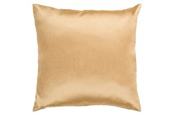 Accent Pillow-Cade Gold 22X22