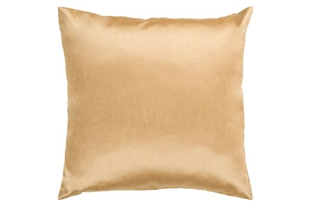 Accent Pillow-Cade Gold 22X22 - Main