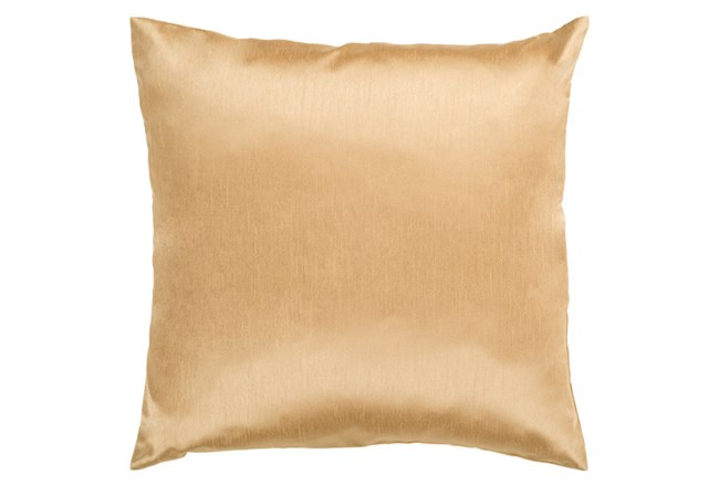 Accent Pillow-Cade Gold 22X22 - 360