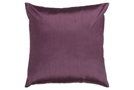 Accent Pillow-Cade Eggplant 18X18