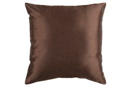 Accent Pillow-Cade Chocolate 18X18