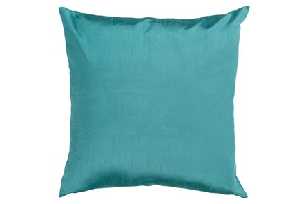 Accent Pillow-Cade Teal 22X22 - Main