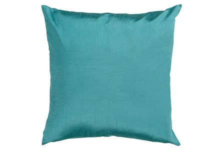 Accent Pillow-Cade Teal 22X22 - Main