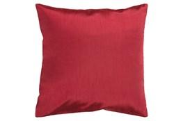 Accent Pillow-Cade Burgundy 18X18