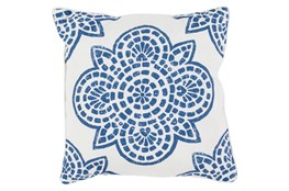 Accent Pillow-Mendi Cobalt 20X20
