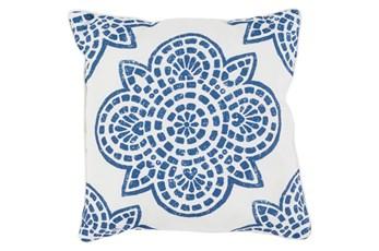Accent Pillow-Mendi Cobalt 20X20