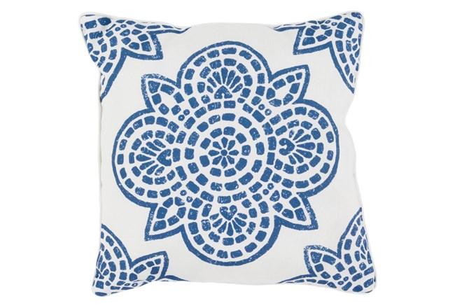 Accent Pillow-Mendi Cobalt 20X20 - 360