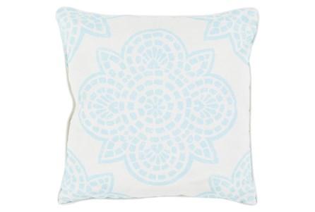 Accent Pillow-Mendi Teal 16X16