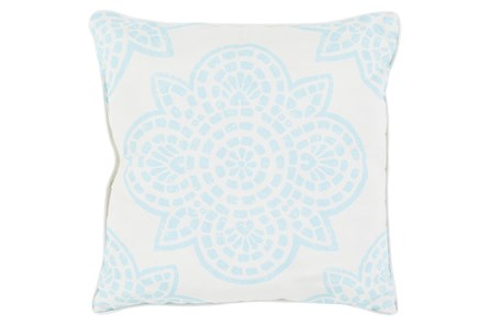 Accent Pillow-Mendi Teal 16X16 - Main