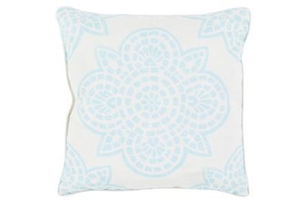 Accent Pillow-Mendi Teal 16X16 - Main