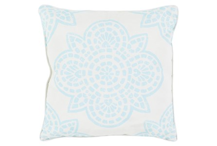 Accent Pillow-Mendi Teal 20X20