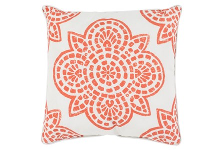 Accent Pillow-Mendi Rust 16X16