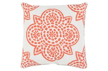 Accent Pillow-Mendi Rust 20X20
