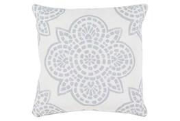 Accent Pillow-Mendi Grey 20X20