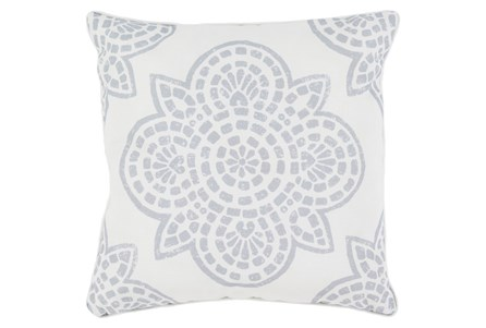 Accent Pillow-Mendi Grey 20X20