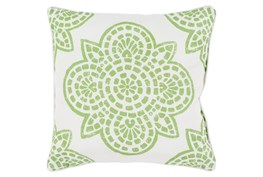 Accent Pillow-Mendi Lime 16X16