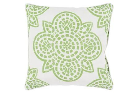 Accent Pillow-Mendi Lime 16X16