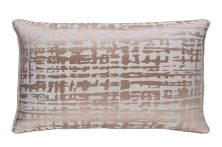 Accent Pillow-Vesalia Champagne 13X20