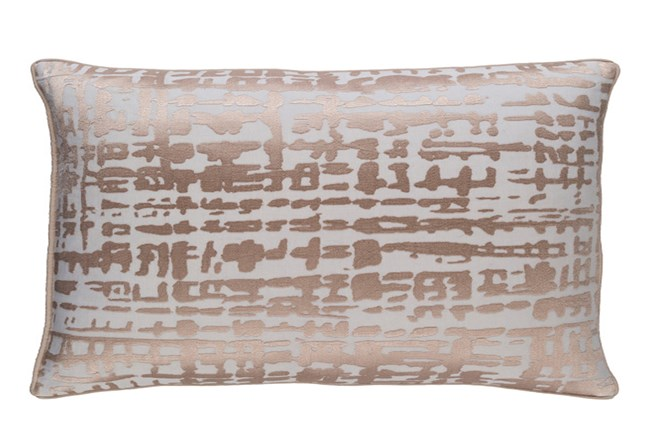 Accent Pillow-Vesalia Champagne 13X20 - 360