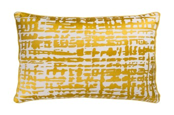 Accent Pillow-Vesalia Gold 13X20