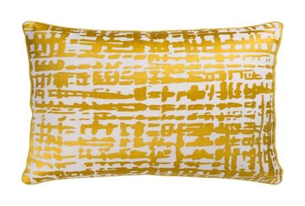 Accent Pillow-Vesalia Gold 13X20
