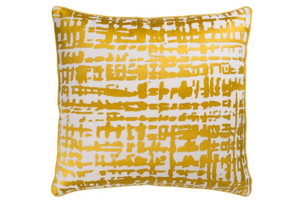 Accent Pillow-Vesalia Gold 20X20