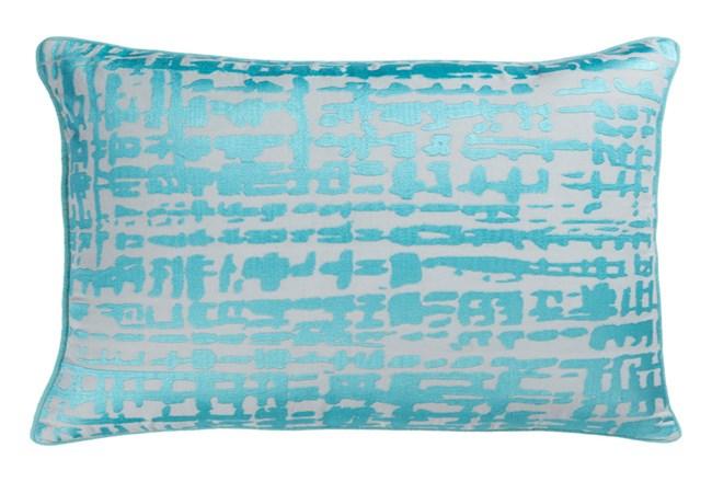 Accent Pillow-Vesalia Aqua 13X20 - 360