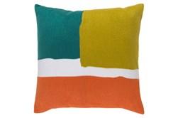 Accent Pillow-Stevens Green Multi 20X20