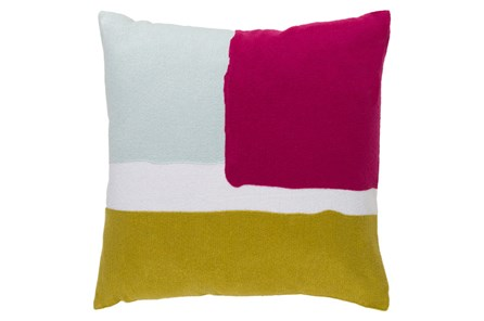 Accent Pillow-Stevens Pink 20X20 - Main